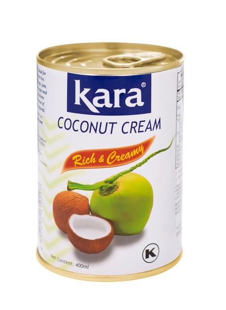 Coconut Milk or Cream
